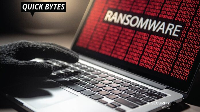 Healthcare sector See 75% Increase in Ransomware Attacks