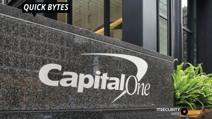 Capital One Fined