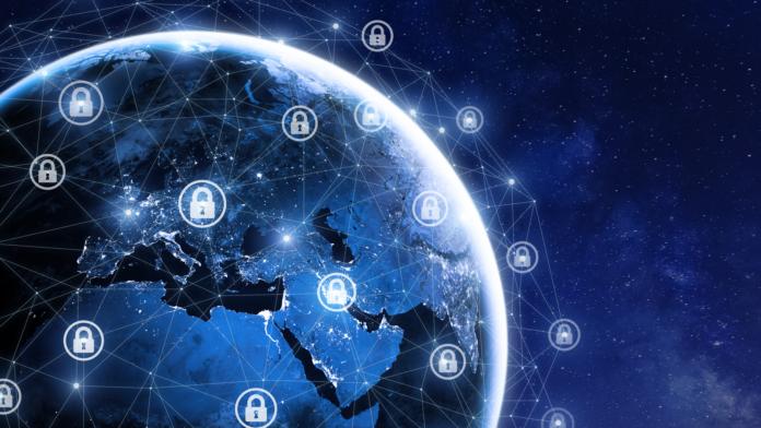 global cybersecurity pie