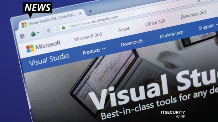 Microsoft Visual Studio Code Editor