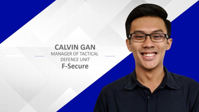 CALVIN GAN