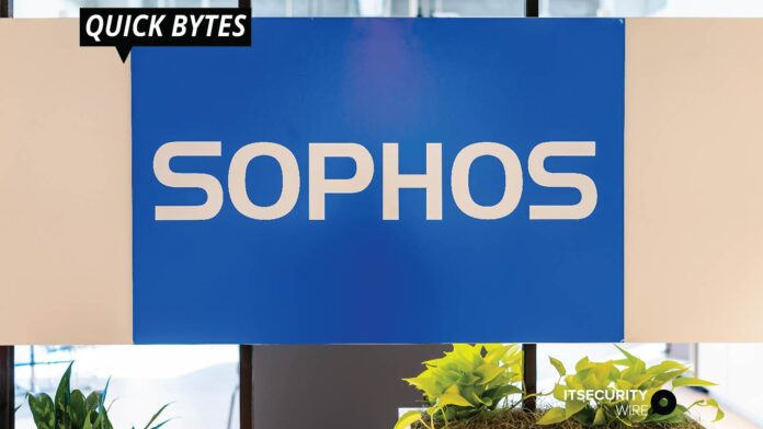 Sophos Reports Data Security Breach