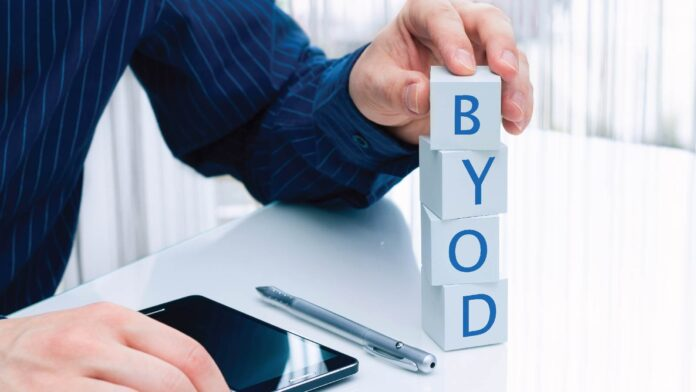 BYOD and Enterprise Apps