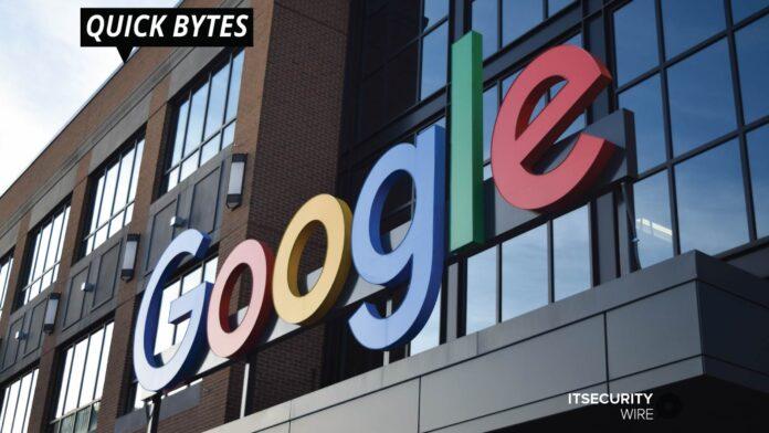 Google discloses