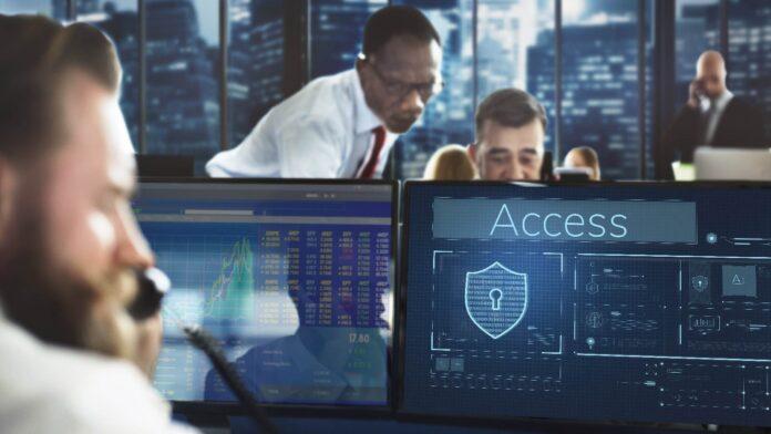 corporate security environment passwordless