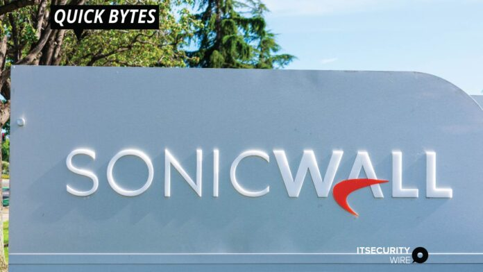 Cyber Security Firm SonicWall Says