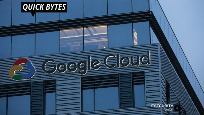 Google Cloud not affected during