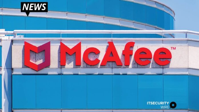 McAfee Takes Another Step Toward
