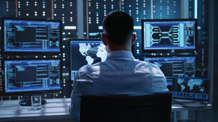 Why is cybersecurity unable to keep up the hybrid network topology