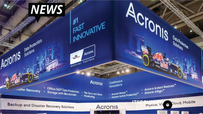 Acronis integrates with Kaseya VSA for streamlined MSP management of gapless cyber protection