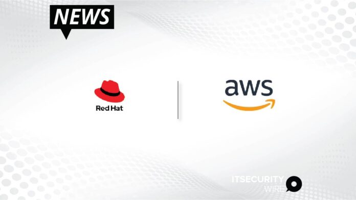 Amazon and Red Hat Announce General Availability of Red Hat OpenShift Service on AWS (ROSA)