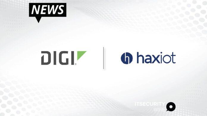 Digi International Acquires Haxiot
