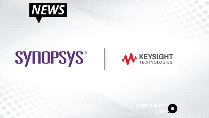 Synopsys Collaborates with Keysight Technologies to Deliver Integrated Custom Design Flow for 5G Designs