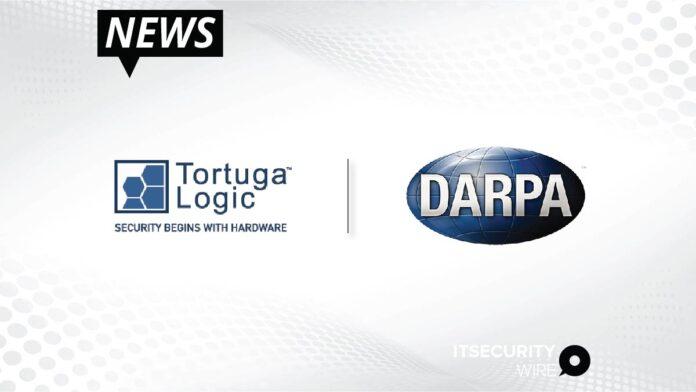 Tortuga Logic and DARPA Extend Partnership Through the DARPA Toolbox initiative