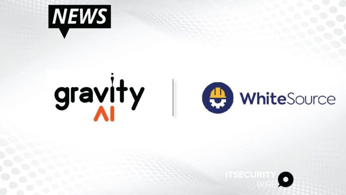 GravityAI Partners with WhiteSource as Preferred Vendor to Validate Third-Party AI Algorithms