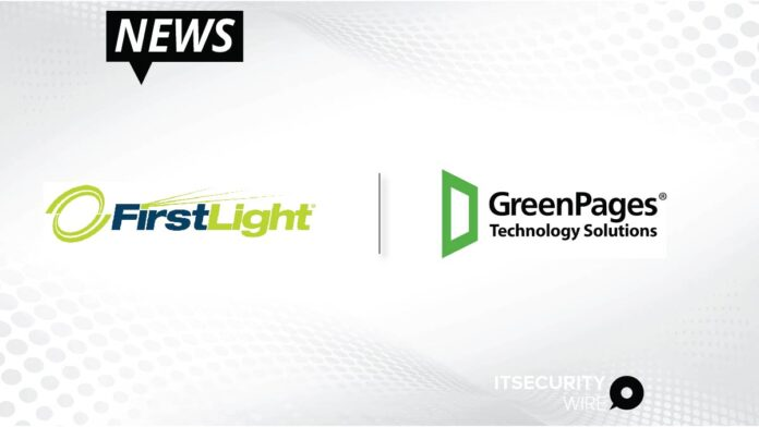 GreenPages Technology Solutions Partners With FirstLight
