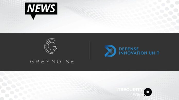 GreyNoise Intelligence and DoD's Defense Innovation Unit (DIU) Partner to Bolster Security-01