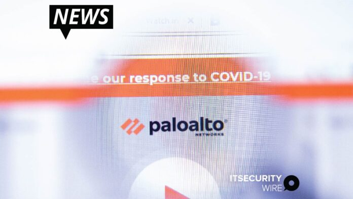 Palo Alto Networks Establishes World-Class Cybersecurity Consulting Group
