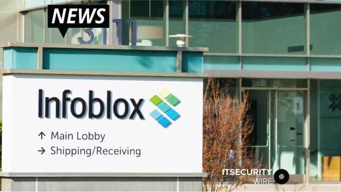 SaaS Unicorn Infoblox Welcomes Mitch Breen as Chief Revenue Officer