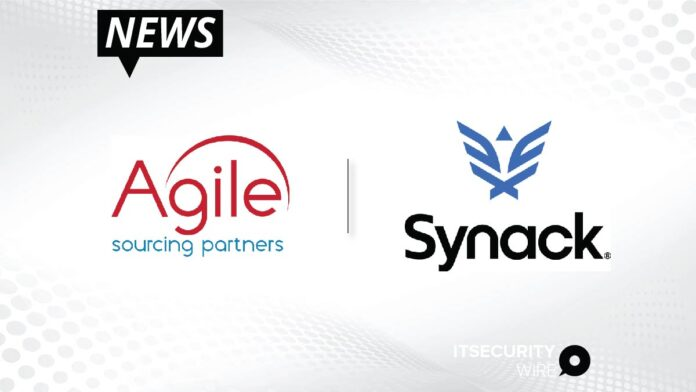 Agile Sourcing Partners and Synack Team up to Provide Utilities With a Solution to Evolving Cybersecurity Threats