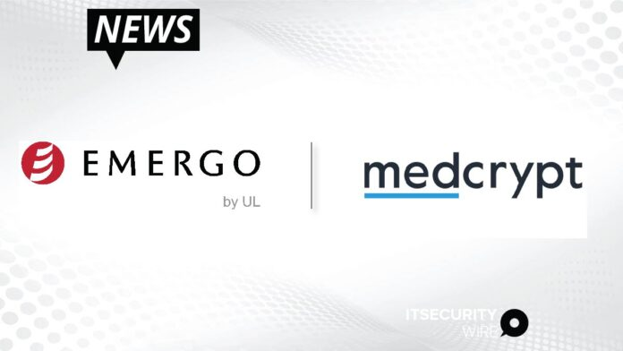 EMERGO by UL Teams With MedCrypt to Bolster Medical Device Cybersecurity-01