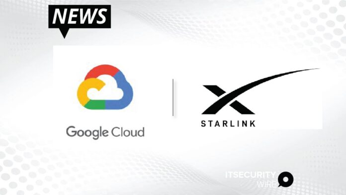 Google Cloud and SpaceX's Starlink to Deliver Secure_ Global Connectivity