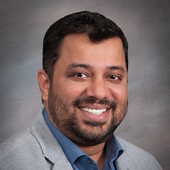 Ninad Purohit, Partner and Cybersecurity Practice Leader at CFGI.