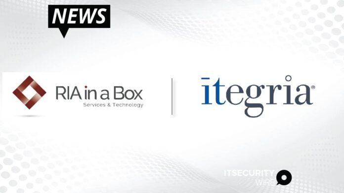 RIA in a Box Announces Strategic Acquisition of Leading Cloud-based Virtual Desktop Provider_ ITEGRIA_ LLC