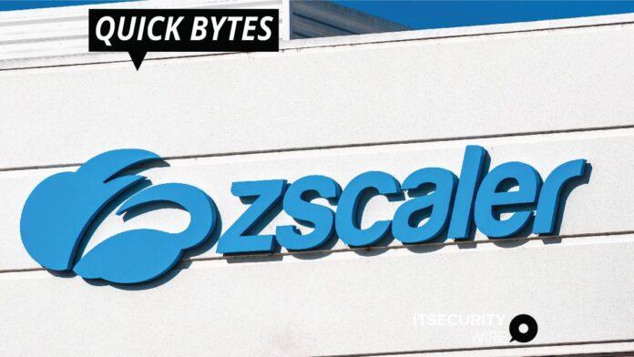 Zscaler Announces Decision to Acquire Smokescreen