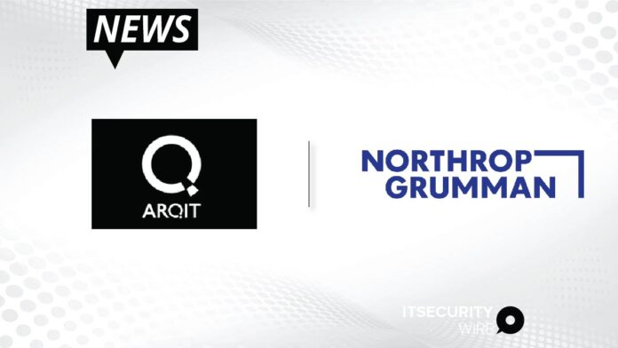 Arqit and Northrop Grumman in the UK sign quantum encryption collaboration agreement