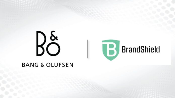 Bang _ Olufsen Taps Cybersecurity Firm BrandShield to Take Down Hundreds of IP Infringing Listings Every Month