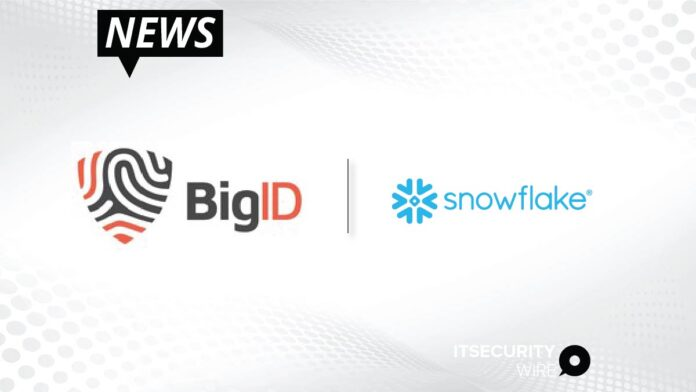 BigID Introduces Native Data Access and Masking Control for Snowflake-01