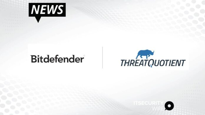 Bitdefender and ThreatQuotient Partner to Bolster Threat Detection Capabilities Through Shared Intelligence-01