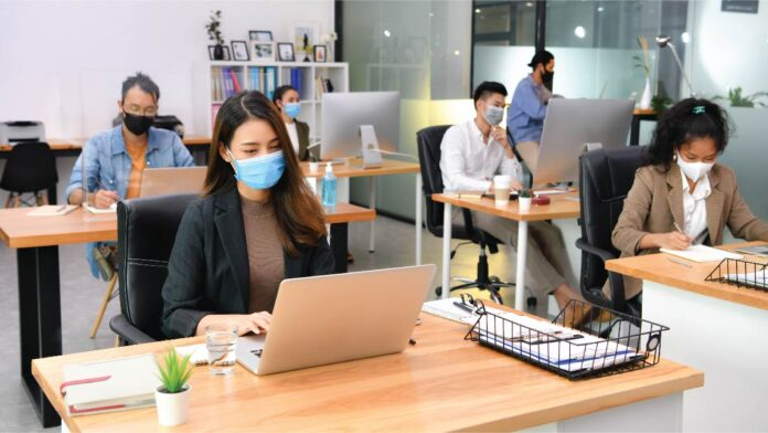 Cybersecurity in a Post-Pandemic Hybrid Working Environment