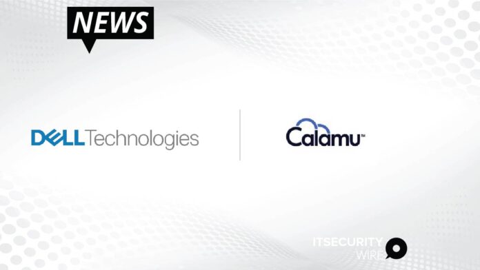 Dell Technologies Capital Invests in Calamu for Next-Gen Data Protection-01