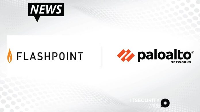 Flashpoint Named Key Partner of Palo Alto Networks' New Cortex XSOAR Threat Intelligence Management 2.0 Helping Security Teams Tackle Global Threats at Unprecedented Scale