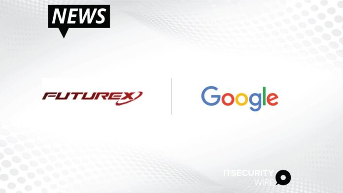 Futurex Partners with Google to Deliver Google Workspace Client-Side Encryption-01