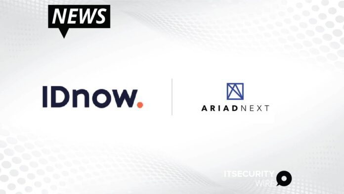 IDnow and French Identity Technology Provider ARIADNEXT Combine to Create Leading Pan-European Identity Verification Platform-01