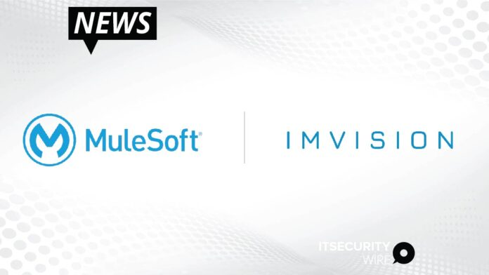 Imvision Joins the MuleSoft Technology Partner Program to deliver advanced API security for enterprises-01