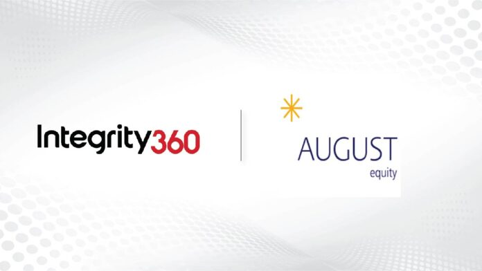 Integrity360 partners with August Equity and industry veteran to create leading Pan European cyber security services business