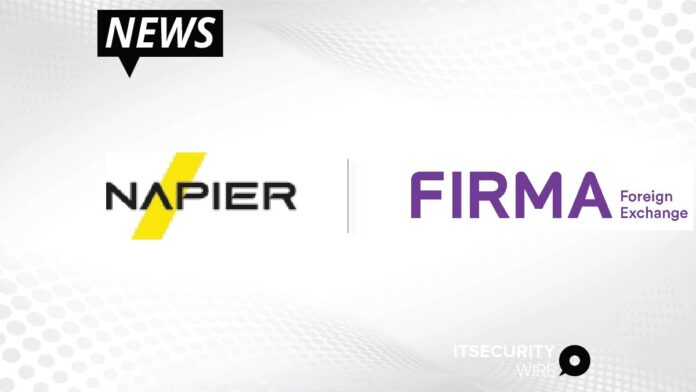 International Currency and Global Payment Expert Firma Upgrades Anti-Financial Crime Capabilities With Napier