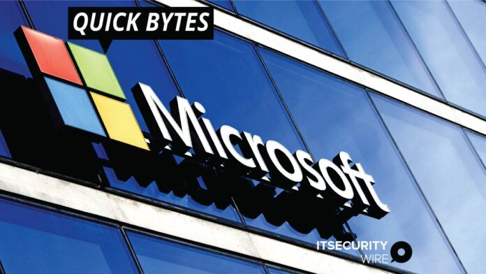 Microsoft Announces Cybersecurity Council for the Public Sector