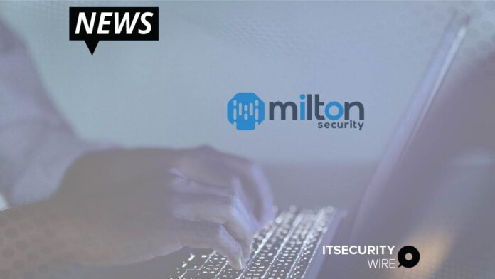Milton Security Announces 29-Day Proof of Value Trial in June-01