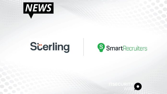 Sterling Simplifies Background Screening Process with New SmartRecruiters Integration-01