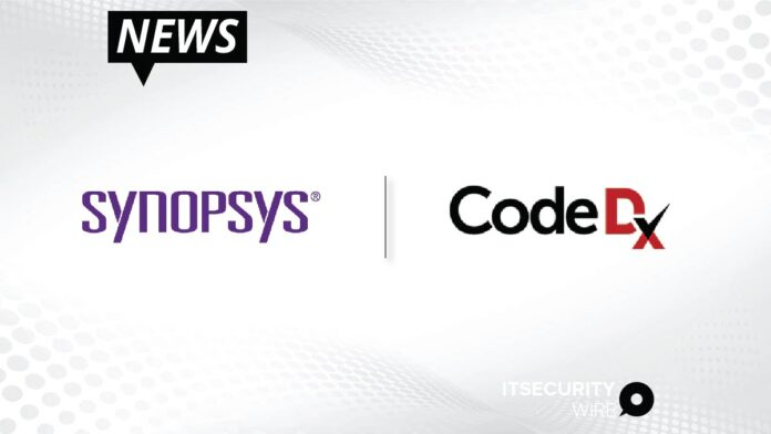 Synopsys Acquires Code Dx to Extend Application Security Portfolio