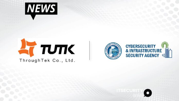 ThroughTek Collaborated with CISA for Optimizing Cybersecurity-01