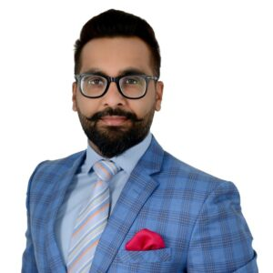 Vishal Bhatia, Business Operations Manager, Multipoint MEA,