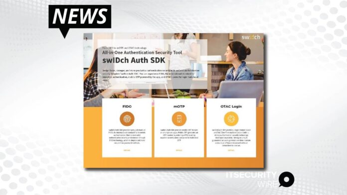 swIDch launches all-in-one authentication SDK to provide simpler_ faster and safer authentication in cybersecurity-01