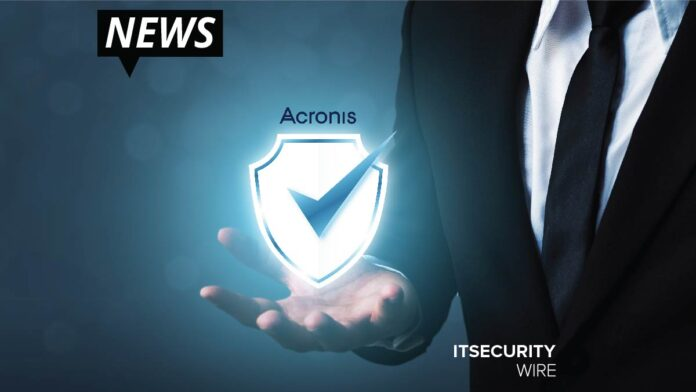 Acronis now enables MSPs to guard Microsoft environments with the cyber protection of champions