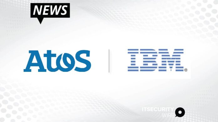 Atos and IBM to Collaborate to Build a Secured Infrastructure for the Dutch Ministry of Defense